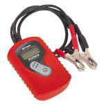 Sealey BT103 Digital Battery Tester 12V