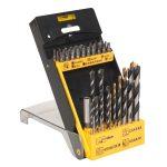 Siegen S01080 Drill Bit and Accessory Set 48pc
