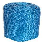 Sealey RC08220 Polypropylene Rope diameter 8mm x 220mtr