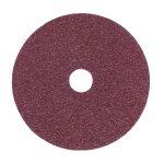 Sealey FBD10050 Sanding Disc Fibre Backed diameter 100mm 50Grit Pack of 25