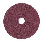 Sealey FBD11524 Sanding Disc Fibre Backed diameter 115mm 24Grit Pack of 25