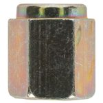 Sealey BN10100 Brake Pipe Nut M10 x 1mm Short Female Pack of 25