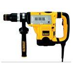 DeWalt D25601K-LX SDS Max Combi Hammer 6kg 1250 Watt 110 Volt