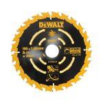 DeWalt DT10304-QZ Circular Saw Blade 190 x 30mm x 24T Corded Extre…