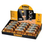DeWalt DT70523TM-QZ Counter Top Display Torsion 32 Piece Screwdriv…