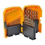 DeWalt DT7926-XJ Extreme 2 Metal Drill Bit Set of 29 1 – 13mm