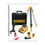 DeWalt DW075PK-XJ Self-Levelling Horizontal and Vertical Rotary Laser