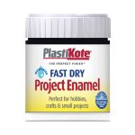 Plastikote 440.0000001.067 Fast Dry Enamel Paint B1 Bottle Black G…