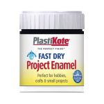 Plastikote 440.0000002.067 Fast Dry Enamel Paint B2 Bottle Black M…
