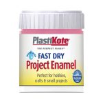 Plastikote 440.0000014.067 Fast Dry Enamel Paint B14 Bottle Hot Pi…