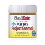 Plastikote 440.0000017.067 Fast Dry Enamel Paint B17 Bottle Nut Br…