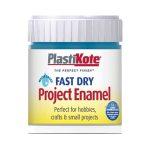 Plastikote 440.0000023.067 Fast Dry Enamel Paint B23 Bottle Harbou…
