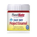 Plastikote 440.0000025.067 Fast Dry Enamel Paint B25 Bottle Metall…