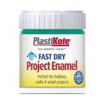 Plastikote 440.0000057.067 Fast Dry Enamel Paint B57 Bottle Jade 59ml