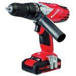 Einhell 45.138.00 TE-CD 18-2 Li-i Cordless Combi Hammer Drill 18V …