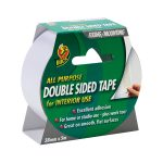 Duck Tape 206982 Double Sided Interior Tape 38mm x 5m