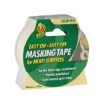 Duck Tape 232204 Easy Off Mask Tape 38mm x 25m