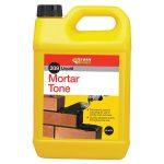 Everbuild LMTBK1 209 Liquid Mortar Tone Black 1 Litre