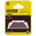 Stanley 0-11-921 1992B Heavy Duty Utility Knife Blades – Card Of 5
