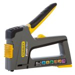 Stanley FMHT0-70868 TR75 6 in 1 Heavy-Duty Stapler and Nail Gun