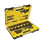 Stanley STHT0-72654 Tech 3 Socket Set of 61 1/2in Drive
