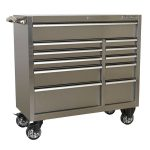 Sealey PTB105511SS Rollcab 11 Drawer 1055mm Stainless Steel Heavy-Duty