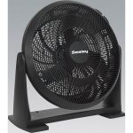 Sealey SFF16 Desk/Floor Fan 3-Speed 16″ 230V