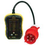 Martindale MARPC105/32 3 Phase Industrial Socket Tester 32A
