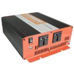 Mercury 652.008UK 12V Softstart Power Inverter Modified Sine 1500W