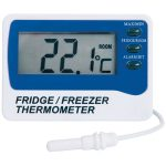 ETI 810-210 Max/Min Fridge Freezer Thermometer With Alarm