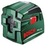 Bosch 0603008100 PCL10 Self Leveling Cross Line Laser Level
