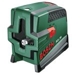 Bosch 0603008200 PCL20 Self Leveling Cross Line Laser Level