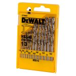 DeWalt DT5922 Drill Set Rapid Cut 1.5mm to 6.5mm 13pc