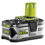 Ryobi 5133002433 RB18L50 ONE+ 18V Battery 18V 5.0Ah Li-Ion