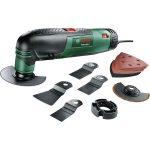Bosch 0603100571 PMF 190 E Multifunction Tool Set
