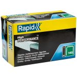 Rapid 11912311 140/12 12mm Galvanised Staples Box Of 5000