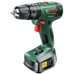 Bosch 06039A3370 PSB 1800 LI-2 Cordless Combi Drill – 1 Battery