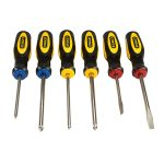 Stanley 0-64-459 Screwdriver Set 6 Pieces