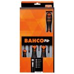 Bahco B219.026 BahcoFit Screwdriver Set Slot/PH/PZ – 6 Piece