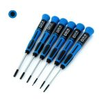 Model Craft PSD1607 6-Piece Hex Ball Point Driver Set