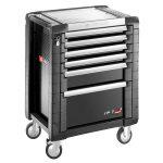 Facom JET.6GM3 Jet+ 6 Drawer Roller Cabinet – 3 Modules Per Drawer…