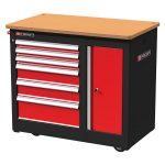 Facom JET.6MWB Heavy-Duty Mobile Or Fixed Workbench