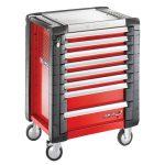 Facom JET.8M3 Jet+ 8 Drawer Roller Cabinet – 3 Modules Per Drawer …