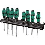 Wera 05105630001 Kraftform Big Pack 300 Series Screwdriver Set 14pc