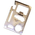 Rolson 60119 Survival Card Tool