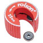 Rolson 22408 22mm Copper Pipe Cutter