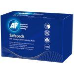 AF SPA100 Safe Pads – Isopropanol Cleaning Pads – Single