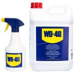 WD-40 44506 5 Litre + Trigger Spray Bottle