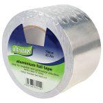 Ultratape 0806754530Y Rhino Aluminium Foil Tape 30MIC 75mm x 45.7m