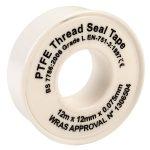 Ultratape Thread Seal Tape 12mm x 12m (PTFE)